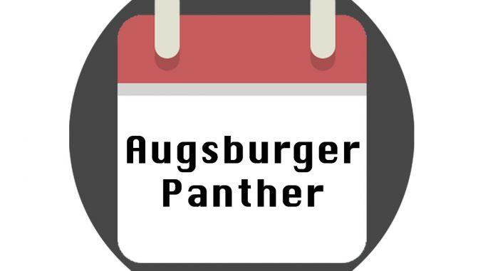 Augsburger Panther Spielplan