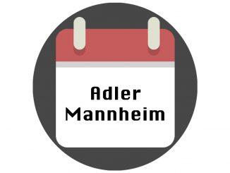 Adler Mannheim Spielplan