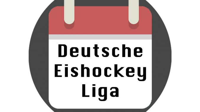 Deutsche Eishockey Liga Spielplan