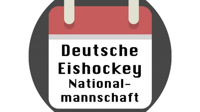 Eishockey Nationalmannschaft Spielplan