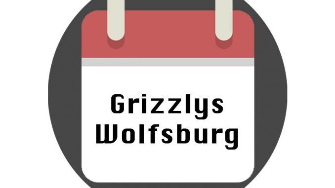 Grizzlys Wolfsburg Spielplan
