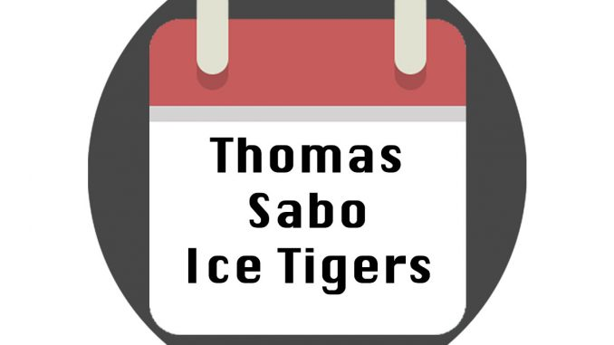 Thomas Sabo Ice Tigers Spielplan