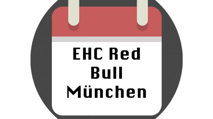 Red Bull München Spielplan