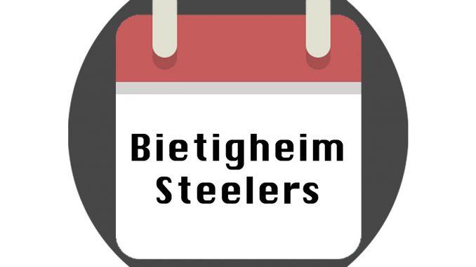 Bietigheim Steelers Spielplan