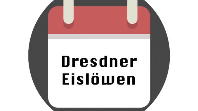 Dresdner Eislöwen Spielplan