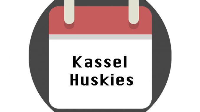 Kassel Huskies Spielplan
