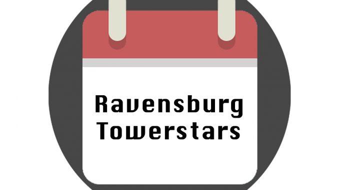 Ravensburg Towerstars Spielplan