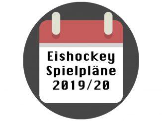 Eishockey Spielplaene 2019/2020